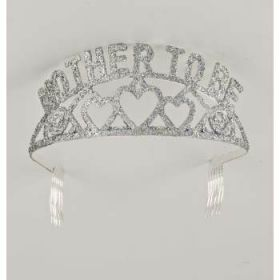 Mother to be Glitter Tiara