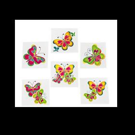 Butterfly Tattoos (6dz)