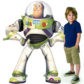 Buzz Lightyear Jumbo Airwalker Foil  Balloon