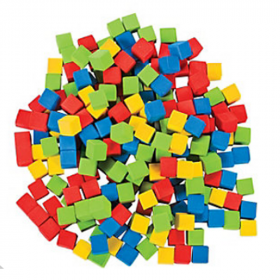 Counting Cubes (200pcs)