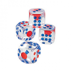 Transparent Dice