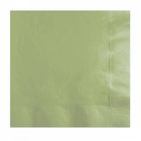 Leaf Green Lunch Napkins 50Ct