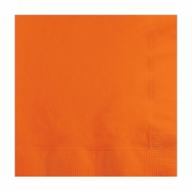 Orange Peel Lunch Napkins 50Ct