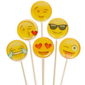 Emojis Lollipop Molds