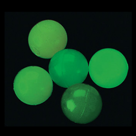 Glow-in-the-Dark Bouncing Balls - 144 pcs