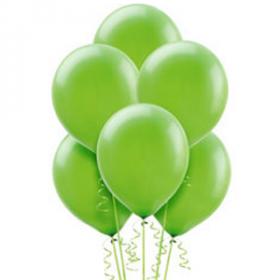 Kiwi Green Balloons 72ct