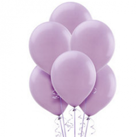 Lavender Balloons 15ct