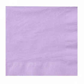 Lavender Lunch  Napkins 50Ct