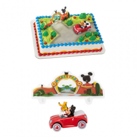 Mickey Mouse Clubhouse and Pluto Car