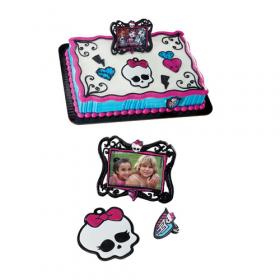 Monster High Frame and Skullette