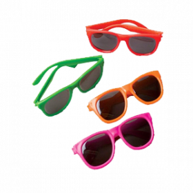 Neon Fashion Sunglasses