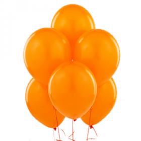 Orange Balloons 72ct