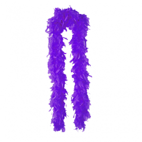 Feather Boa-Purple