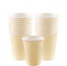 Vanilla Crème Paper Cups 20ct
