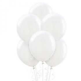 White Balloons 15ct