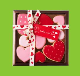 Valentine's Day 2017 Baking