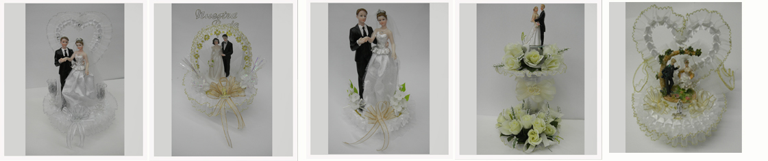 Wedding Cake Toppers 2016