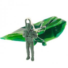 Camo Paratrooper