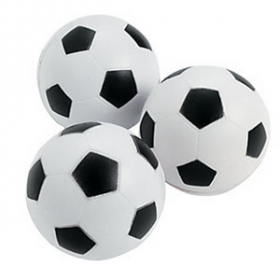 Realistic Soccer Sport Stress Balls