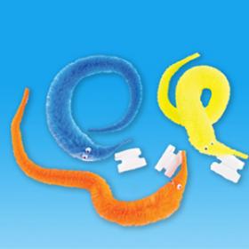 """7.5"""" Spiral Worm"""
