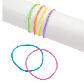 Neon Jelly Bracelets
