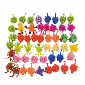 Porcupine Character Assortment 50 pcs