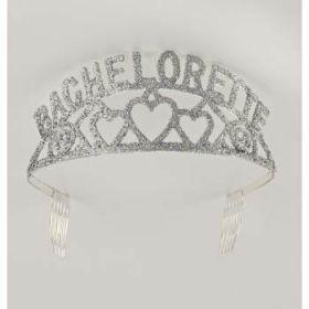 Bachelorette Glitter Tiara