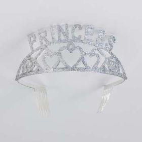 "Glitter ""Princess"" Tiara"