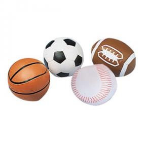 Foam Sports Balls