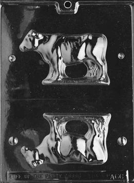Cow Chocolate Mold