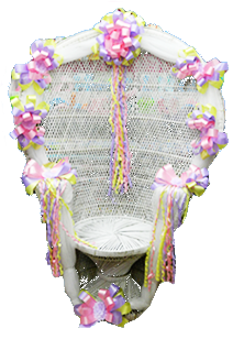 Baby Shower Party Chair Rental