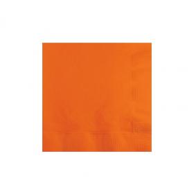 Orange Peel Beverage Napkins 50Ct
