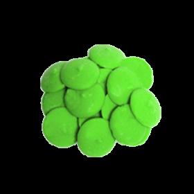Merckens Chocolate- Bright Green