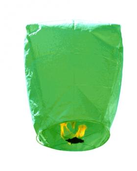 Sky Lantern-Green