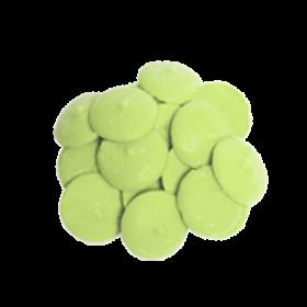 Merckens Chocolate- Light Green