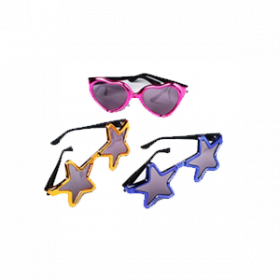 Metallic Sunglasses (1doz)