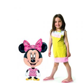 Minnie Airwalker Foil  Balloon