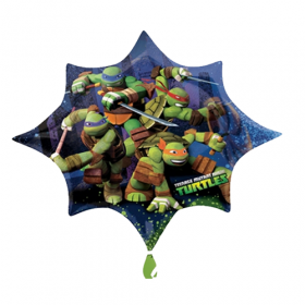 Teenage Mutant Ninja Turtles Jumbo Foil Balloon