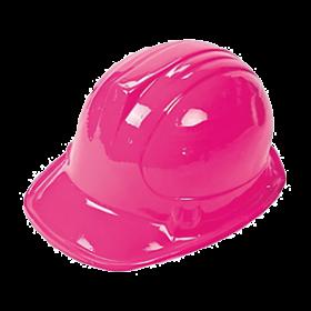 Pink Construction Hats