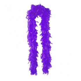 Feather Boa-Purple