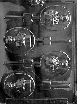 Boy Communion  Chocolate Candy Molds