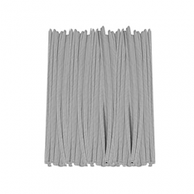 Silver Twist & Shape Balloons - Pack of 20