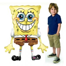 SpongeBobe Jumbo Airwalker Foil  Balloon