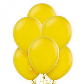 Sunshine Yellow Balloons 72ct