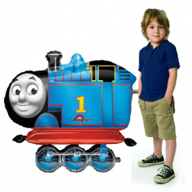 Thomas the Tank Engine Jumbo Airwalker Foil  Balloon