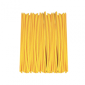 Yellow Twist & Shape Balloons - Pack of 20