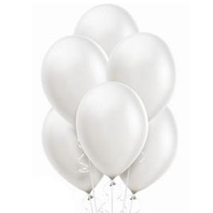 10ct 12 Latex Brown Balloons